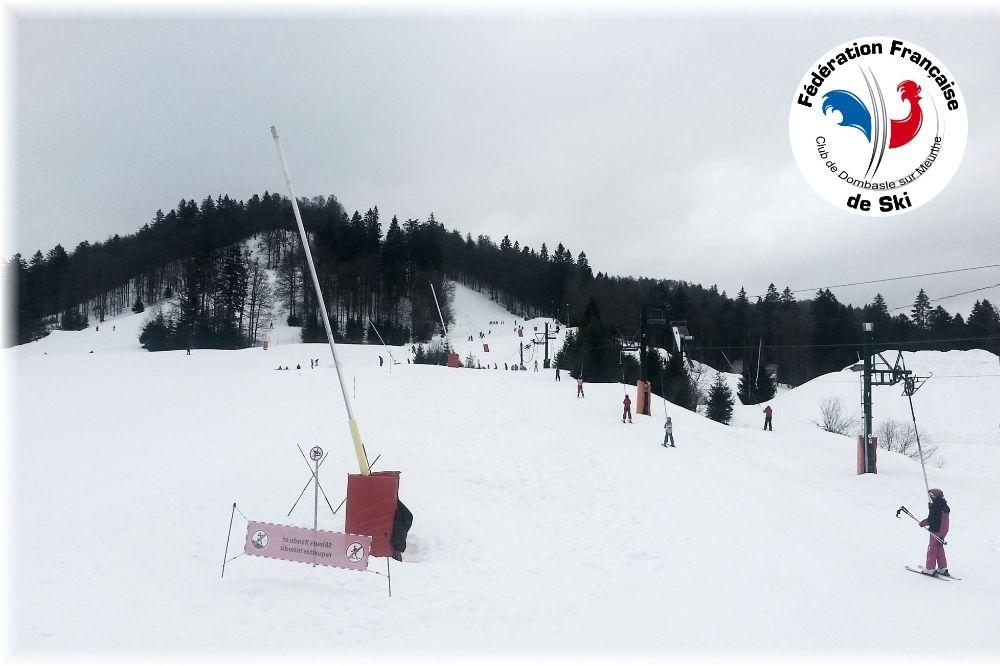 Suivez le club de ski sur Facebook